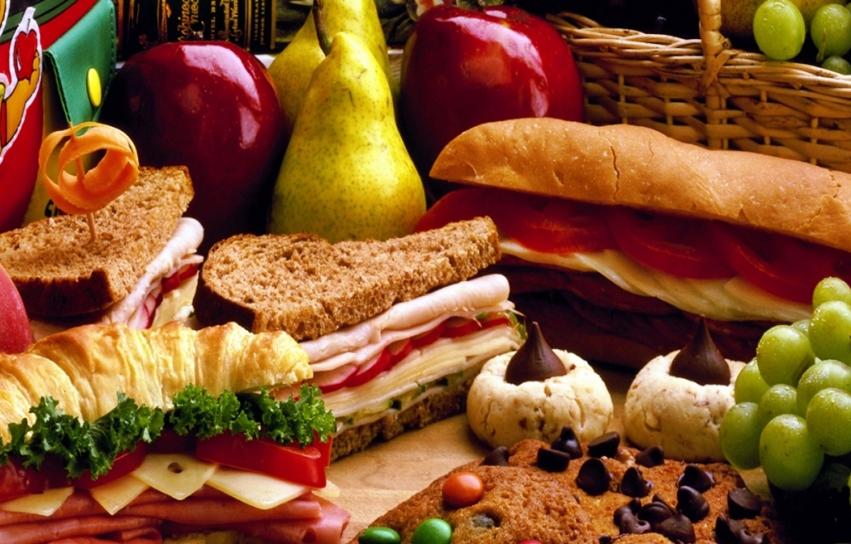 здоровое питание на новый год